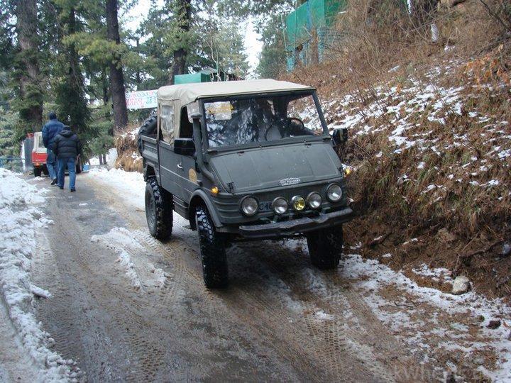 IJC Snow Cross 2011 at Nathiagali - 198575