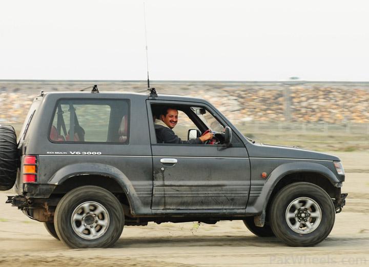Pre Cholistan Sand Run at Indus - 204115