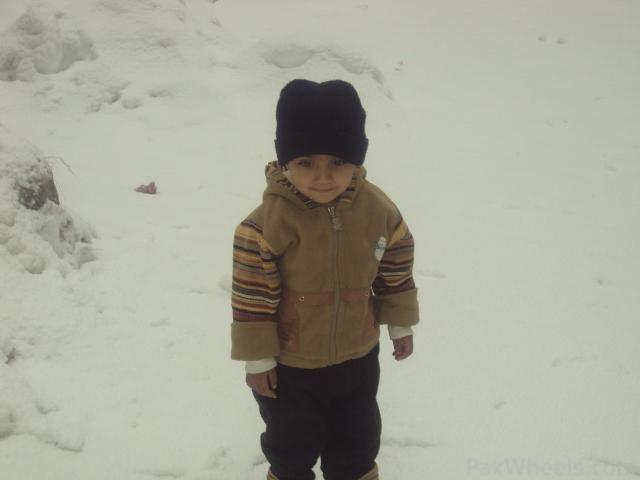 IJC Snow Cross 2011 at Nathiagali - 205988