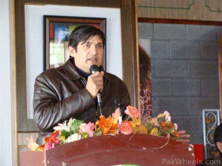 Commissioner Hazara Snow Cross Launching Ceremony at Nathiagali - 207272