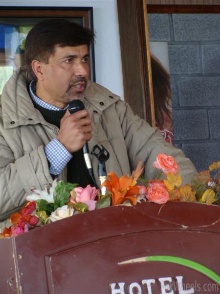 Commissioner Hazara Snow Cross Launching Ceremony at Nathiagali - 207275