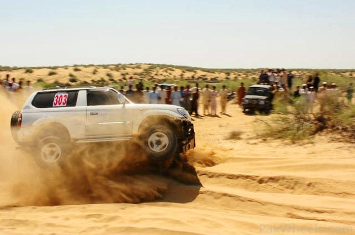 IJC Rally Team's Sind Jeep Rally 2011 Experience - 213089