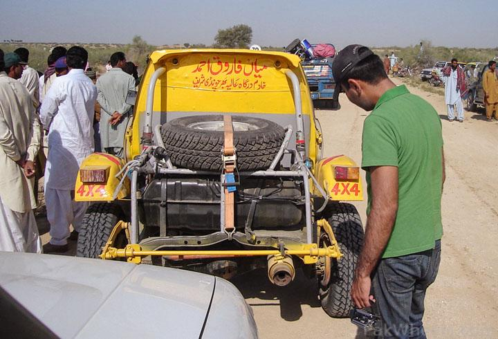 IJC Rally Team's Sind Jeep Rally 2011 Experience - 213129