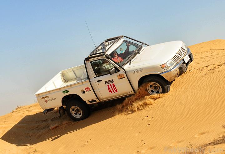 IJC Rally Team's Sind Jeep Rally 2011 Experience - 216320