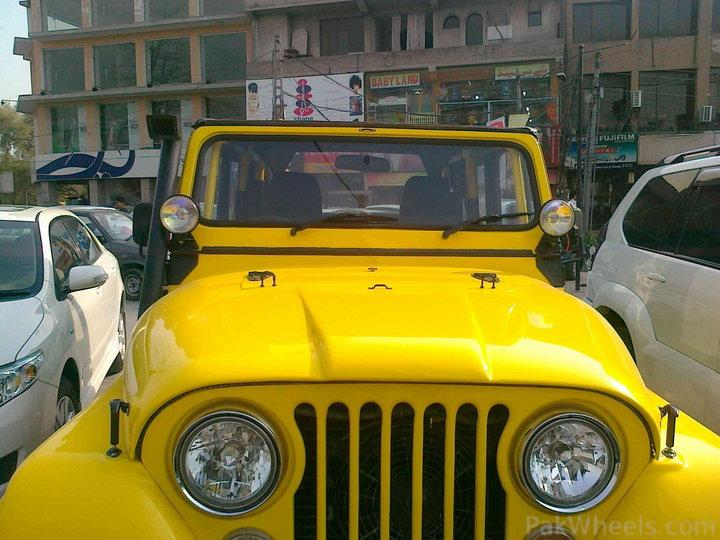 Spotted one of the best restored CJ 7. - 220868