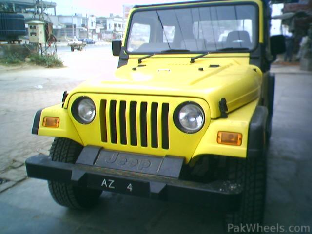 Spotted one of the best restored CJ 7. - 220922