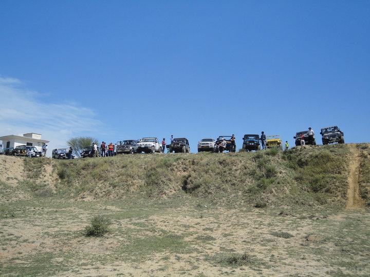 IJC Celebrating Sindh Challenge Rally 2011 on 3 April  at Rawat - 223176