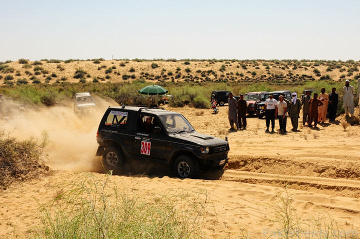 IJC Rally Team's Sind Jeep Rally 2011 Experience - 223999