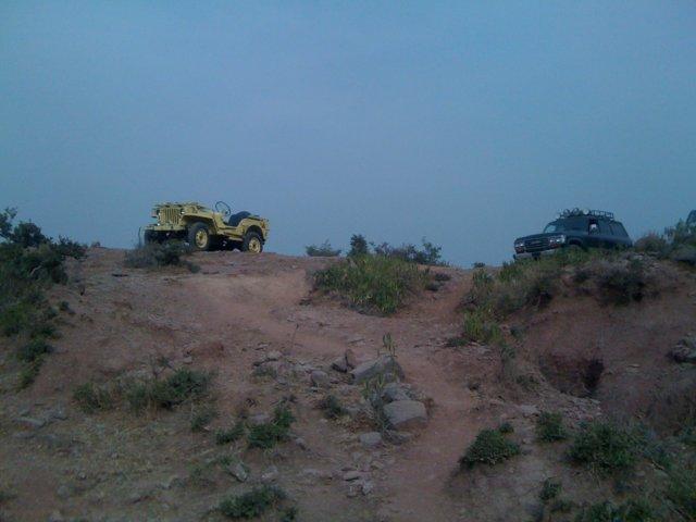 IJC track hunting near Bahara Kahu on 24 th Jan 2010 Pics - 27201
