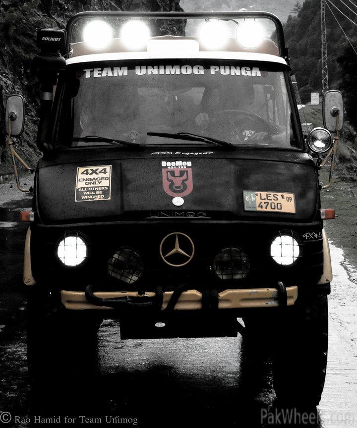 Team Unimog Punga 2011: Solitude at Altitude - 279363