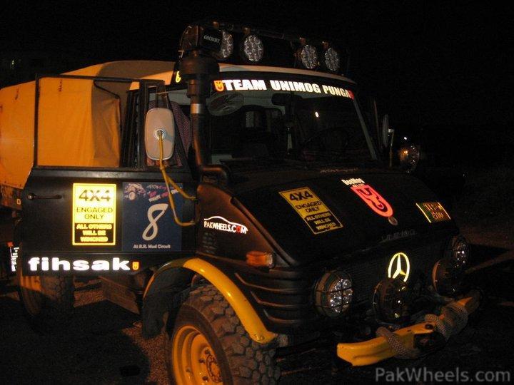 Team Unimog Punga 2011: Solitude at Altitude - 279574