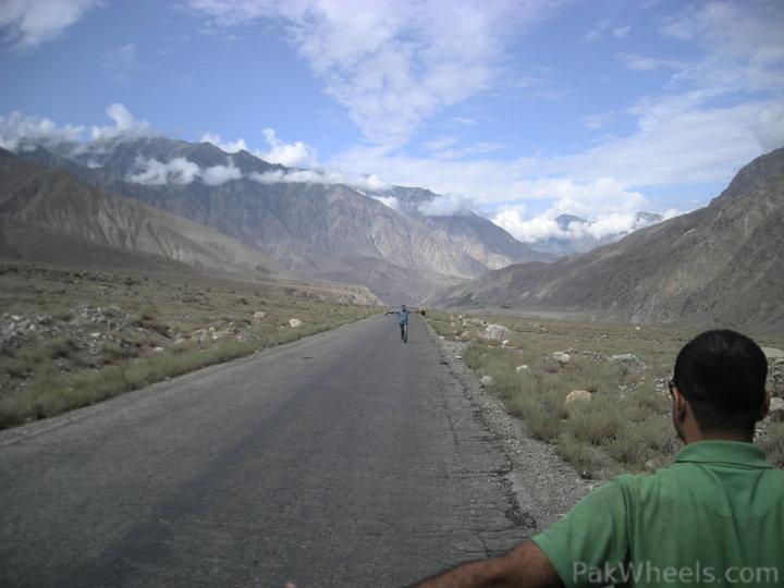 Team Unimog Punga 2011: Solitude at Altitude - 281105