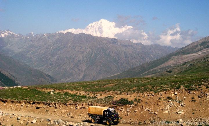 Team Unimog Punga 2011: Solitude at Altitude - 283120