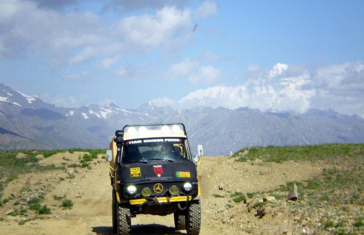 Team Unimog Punga 2011: Solitude at Altitude - 283121