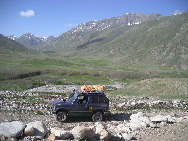 Team Unimog Punga 2011: Solitude at Altitude - 283260
