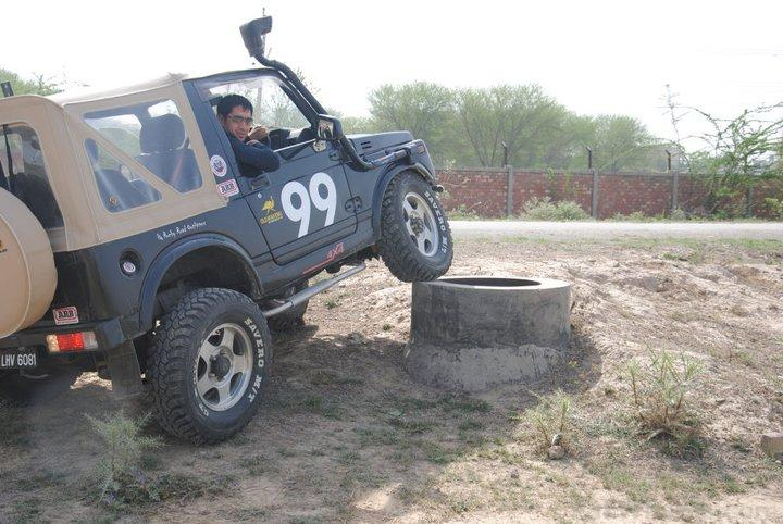 Offroading in lahore - 283969