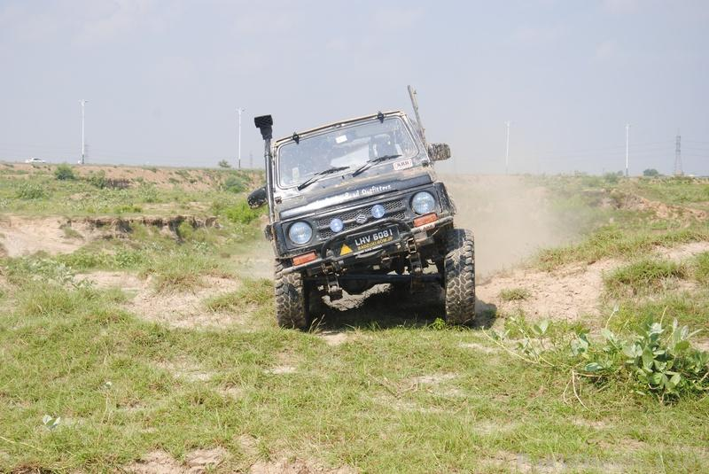 Offroading in lahore - 293511