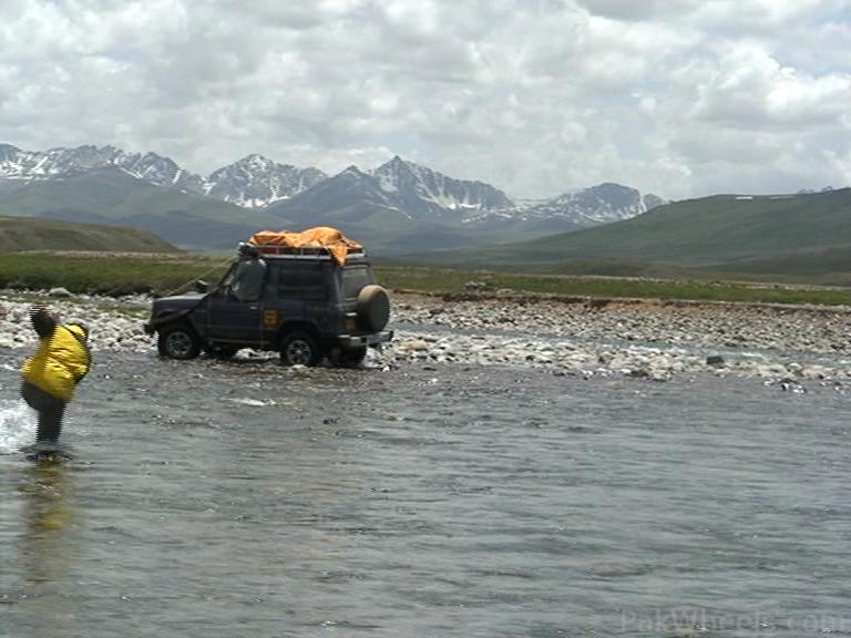 Team Unimog Punga 2011: Solitude at Altitude - 297995