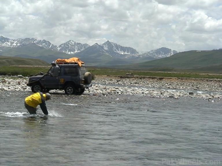 Team Unimog Punga 2011: Solitude at Altitude - 297996