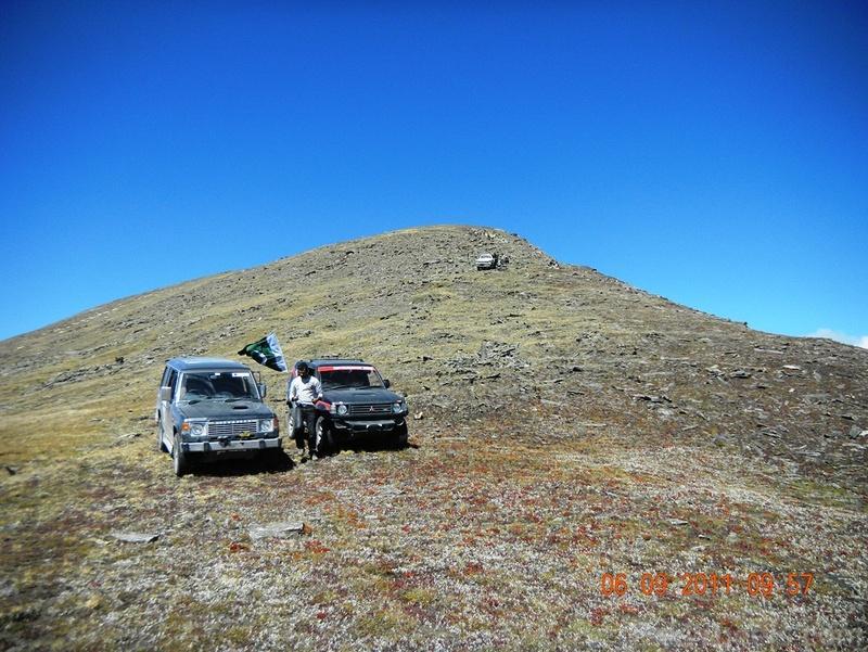 IJC – 5 days, 1500 KMs, 14000 Feet, 6 lakes & 23 aficionados in the Land of Giants! - 304909