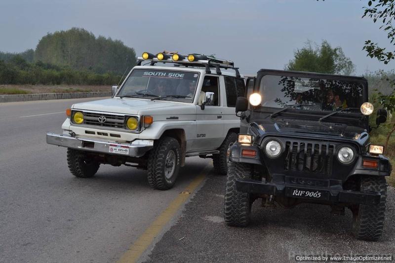 Frontier Off-Roaders Eid Milan Event on 09-11-11 - 322577
