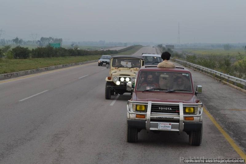 Frontier Off-Roaders Eid Milan Event on 09-11-11 - 322579