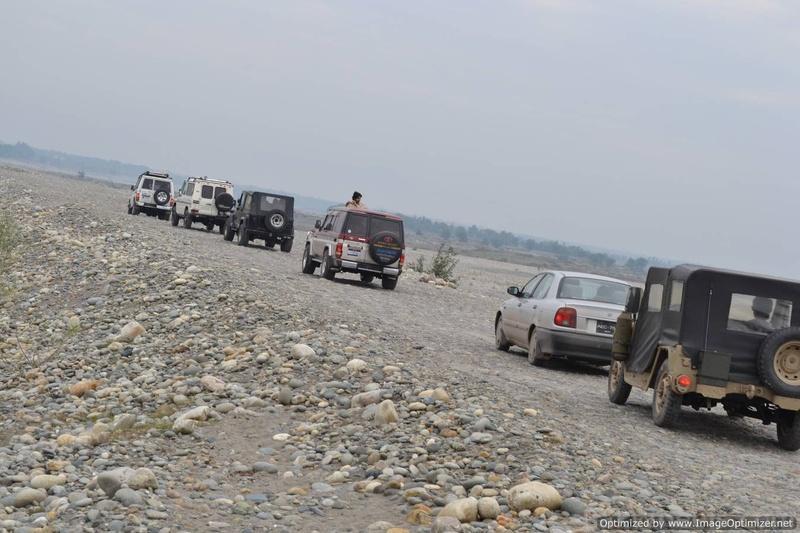 Frontier Off-Roaders Eid Milan Event on 09-11-11 - 322585