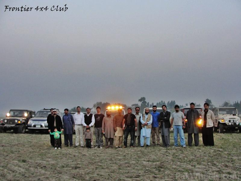 Frontier 4X4 Club Off Roading at Badabair on 26-11-11 - 333410
