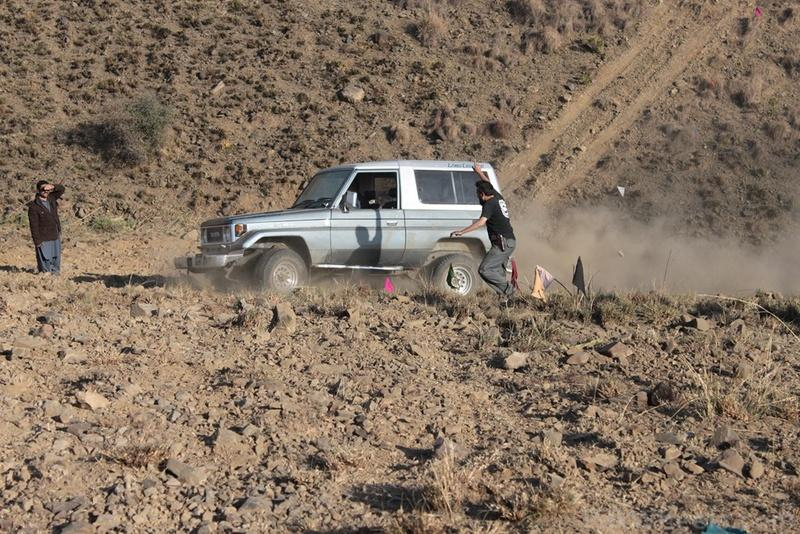 Grand Canyon rediscovered by Frontier 4X4 Club - 335055