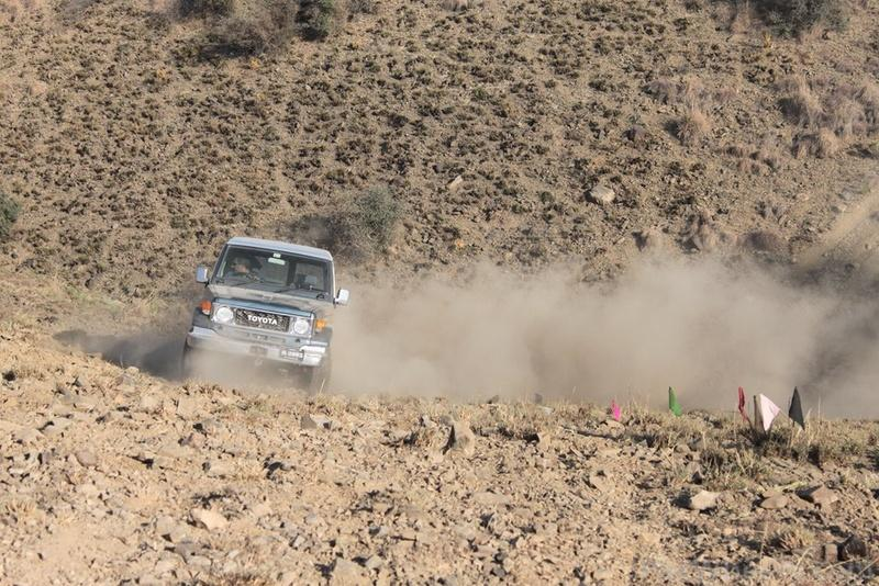 Grand Canyon rediscovered by Frontier 4X4 Club - 335057
