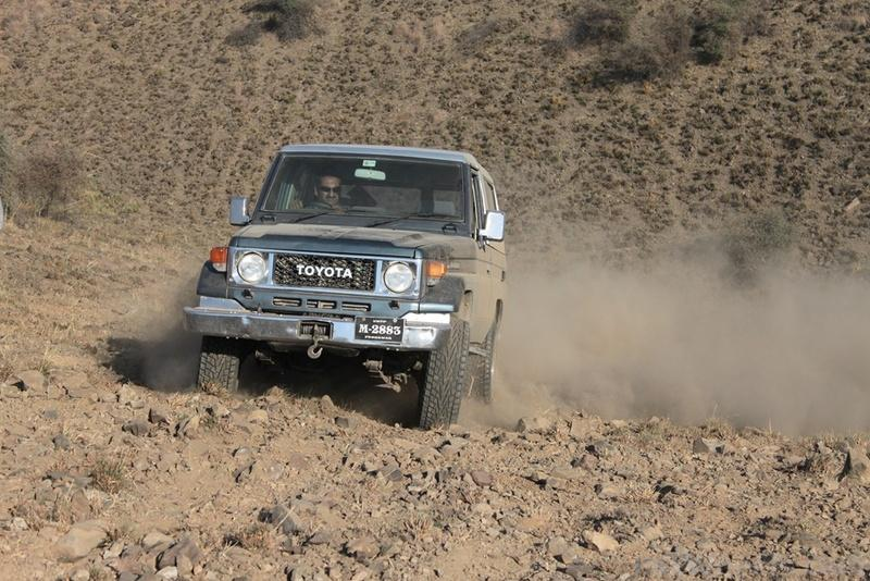 Grand Canyon rediscovered by Frontier 4X4 Club - 335059