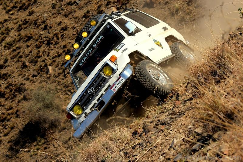 Grand Canyon rediscovered by Frontier 4X4 Club - 335912