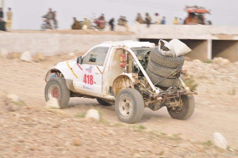 IJC Rally Team Jhal 2011 Experience - 347034