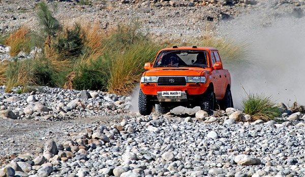 IJC Rally Team Jhal 2011 Experience - 349955