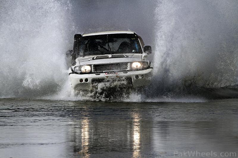 IJC Rally Team Jhal 2011 Experience - 349959