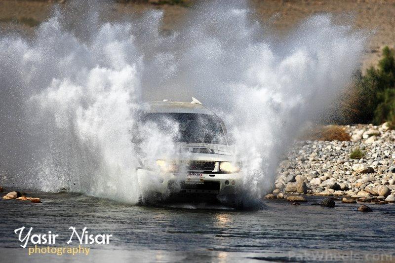 IJC Rally Team Jhal 2011 Experience - 354688