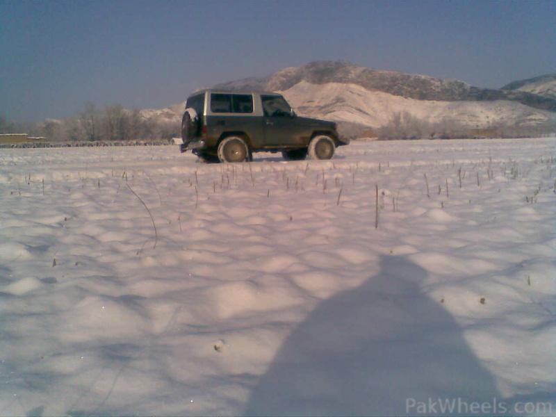 All Pakistan Joint Snow Cross Event 2012 Malamjabba - 355088