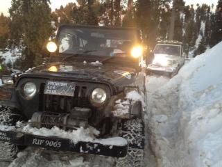 Frontier4x4club Snow Cross Rally 2012 Malam Jaba Swat - 362633