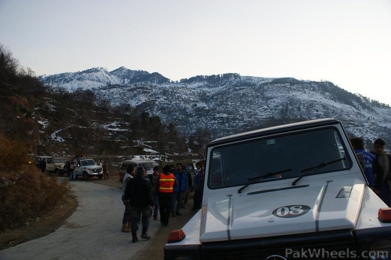 Frontier4x4club Snow Cross Rally 2012 Malam Jaba Swat - 363378