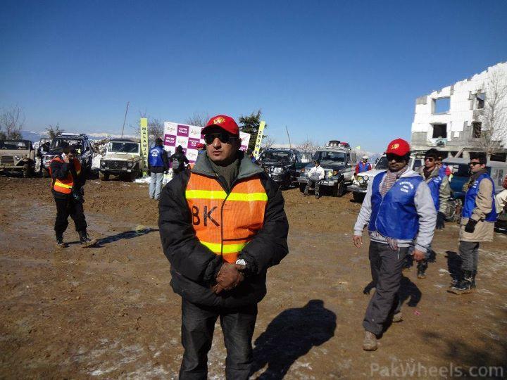 Frontier4x4club Snow Cross Rally 2012 Malam Jaba Swat - 363400