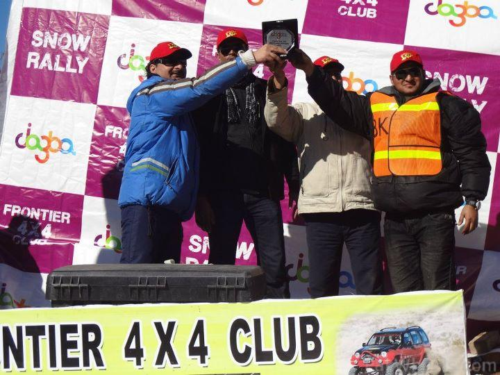 Frontier4x4club Snow Cross Rally 2012 Malam Jaba Swat - 363401