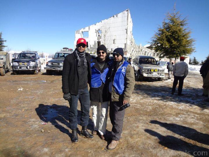 Frontier4x4club Snow Cross Rally 2012 Malam Jaba Swat - 363402