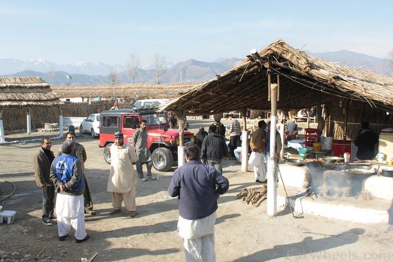 Frontier4x4club Snow Cross Rally 2012 Malam Jaba Swat - 363502