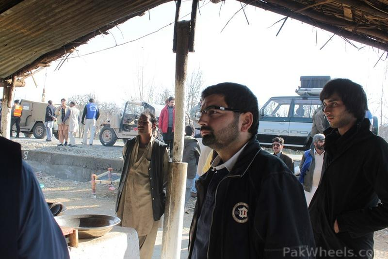 Frontier4x4club Snow Cross Rally 2012 Malam Jaba Swat - 363503