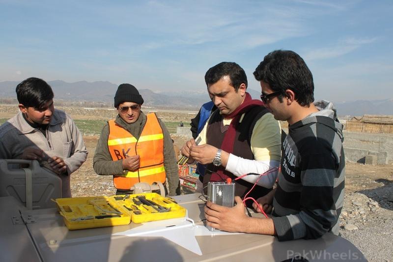Frontier4x4club Snow Cross Rally 2012 Malam Jaba Swat - 363505