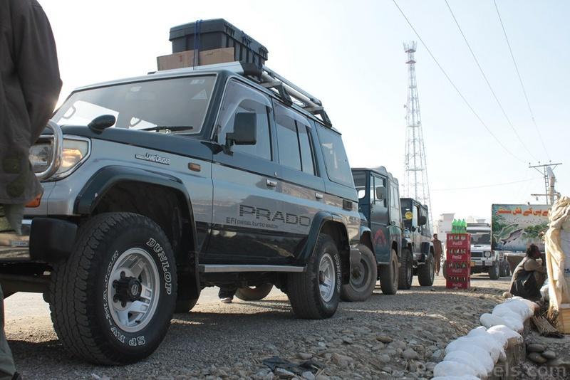 Frontier4x4club Snow Cross Rally 2012 Malam Jaba Swat - 363506