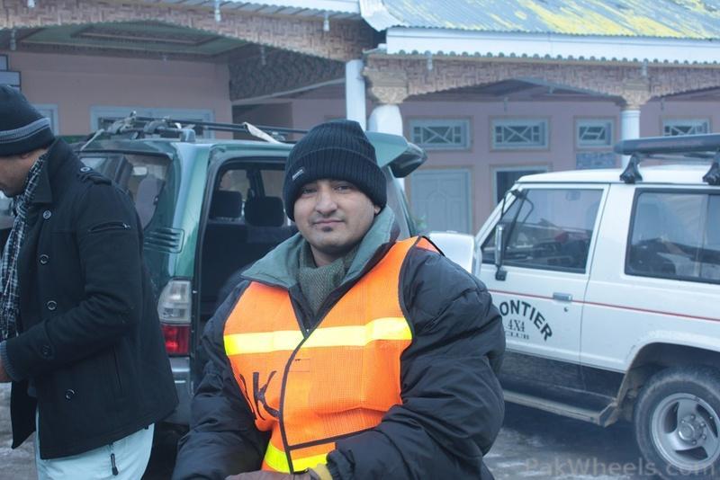 Frontier4x4club Snow Cross Rally 2012 Malam Jaba Swat - 363897