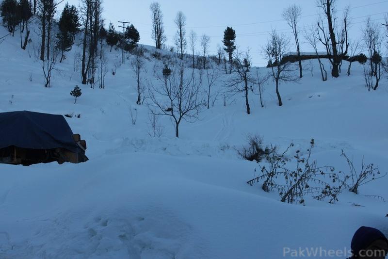 Frontier4x4club Snow Cross Rally 2012 Malam Jaba Swat - 363898