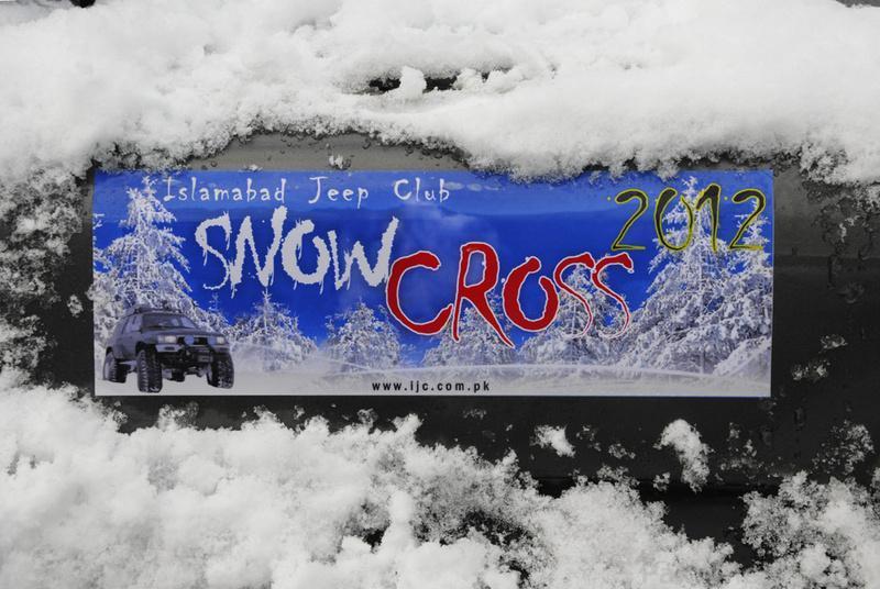 IJC Snow Cross Peace Rally 2012 at Kalam - 366232