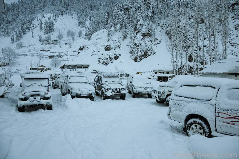IJC Snow Cross Peace Rally 2012 at Kalam - 366233